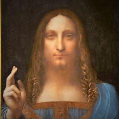 The Missing $450 Million Leonardo Painting Has Been Found On The Yacht Of A Saudi Prince