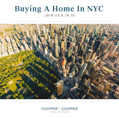 Thinking About Buying An Apt In NYC? You're Invited! Join Us June 18th!