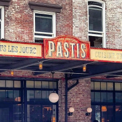 Classic New York Eatery Pastis Has Finally Returned To The Meatpacking District