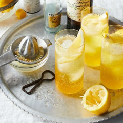 This French Lemon Cocktail Just Might Replace The Aperol Spritz
