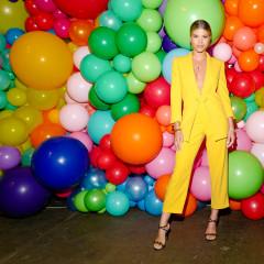 Aquaria, Sofia Richie & More Celebrate Pride At Alice + Olivia's Rainbow Bash
