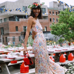 How New York's Coolest Swedish It Girl Celebrates Midsummer