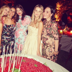 Inside The Italian It Girl Birthday Bash That Brought EVERYONE To Venice
