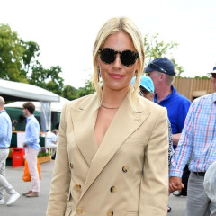 Courtside Style: The Chicest Celebrities At Wimbledon 2019