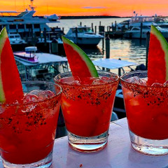 This Hamptons Hot Spot's Watermelon Margaritas Are Everything