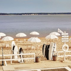 A Chanel Yacht Club Has Hit Shelter Island... & You Can Visit!