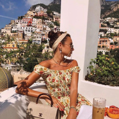 Insta Bingo: Yes, Everyone Really IS In Positano Without You Edition