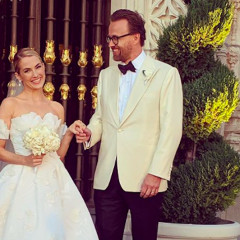 Amanda Hearst Marries In True Heiress Fashion