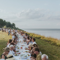 Saks Hosts The Most Magical Seaside Dinner Out East