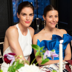 It Girl Favorites Markarian & CeCe Barfield Host The Most Divine Dinner At Bergdorf's