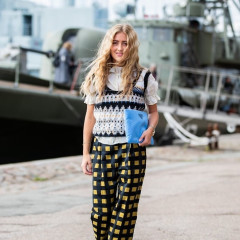 The Street Style At Copenhagen Fashion Week Will Get You Excited For Fall Dressing
