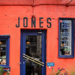 The Iconic Great Jones Cafe Returns As A Trendy Seafood Eatery