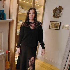 Inside Liv Tyler's Dreamy West Village Brownstone