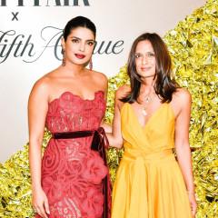 Saks & Vanity Fair Celebrate New York's Best Dressed