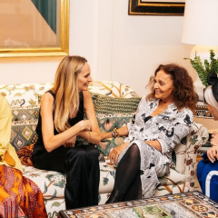 Mary-Kate Olsen, DVF & More Join Lauren Santo Domingo For An Intimate At-Home Dinner Party