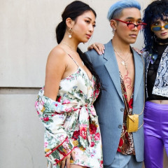 NYFW Street Style 2019: Edgy Is An Understatement