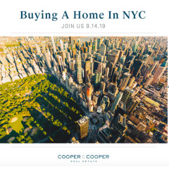 Thinking About Buying An Apt In NYC? You're Invited! Join Us Sept 14th!