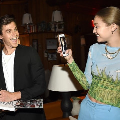 Antoni Porowski & Friends Celebrate His New Book At L'Avenue At Saks
