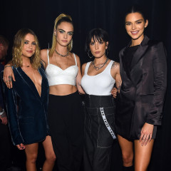 Halsey, Kendall Jenner & Cara Delevingne Celebrate DKNY's 30th Birthday With An Epic Bash
