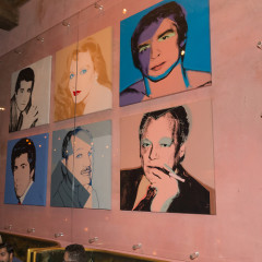 Prepare To Party With Andy Warhol At Rose Bar