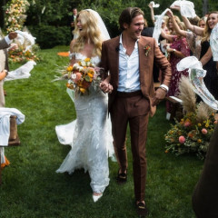 A Peek Inside Alexandra Richards' Gorgeous Secret Wedding