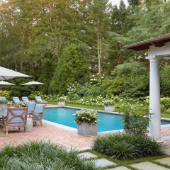 Does It Get More Charming Than This Designer Hamptons Home?