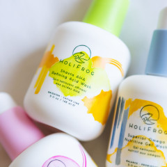 The Founders Of HoliFrog Want To Change The Way You Wash Your Face