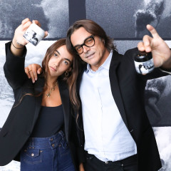 Mario Sorrenti & His Daughter Gray Celebrate Their Artsy Collab With La Mer