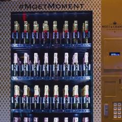 NYC Finally Has Its First Moët & Chandon Vending Machine