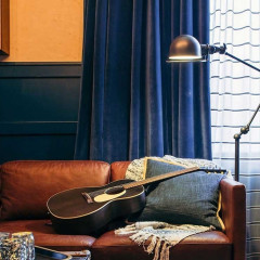 At Nashville's Chicest Hotel, Fender Is Turning Guests Into Rock Stars