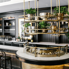 Inside The Riddler, NYC's Swankiest New Champagne Bar