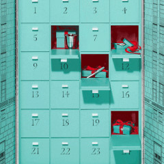 Tiffany & Co. Just Launched Their First Ever Advent Calendar (& It's As Luxe As You'd Imagine)