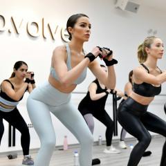 Want A Body Like Olivia Culpo's? Head To P.volve's New Soho Studio