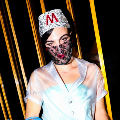 What The NYC Fashion Crowd Wore To Kick Off Halloween
