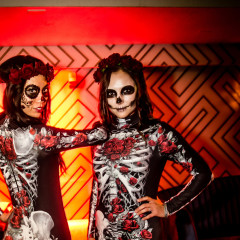 Jon Harari's Annual Halloween Party Was Epic!