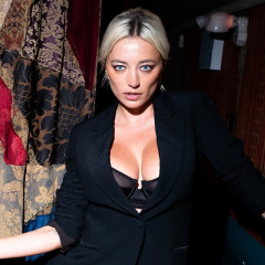 Caroline Vreeland Celebrated Her Cheeky New Lingerie Collection With A Sexy Show At The Box