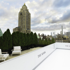 The Mark Hotel's Penthouse Now Has A Private Ice Skating Rink!