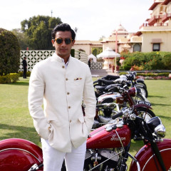 Meet The Handsome Indian Royal Who Just Listed His Palace On Airbnb