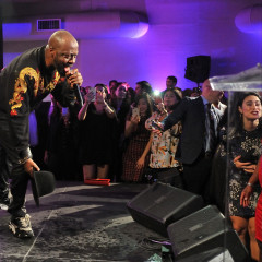 Inside The 10th Annual Resolve Gala Featuring A Performance By Wyclef Jean