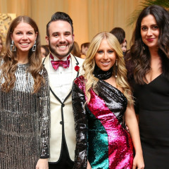 Inside The Central Park Conservancy's Festive, Supper Club-Themed Winter Party