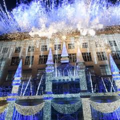 Nicky Hilton, Coco Rocha & More Join Saks To Kick Off Holiday Lights Season On Fifth Avenue