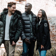 Behold - A Down Coat That's Ethically Sourced & Won't Make You Poor!