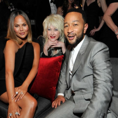 WTF Is Going On In These Grammy After-Party Pics?