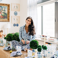 Chefanie, NYC's Chicest Caterer, Shares Her Top Entertaining Tips