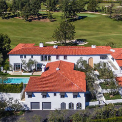 Lori Loughlin & Mossimo Giannulli Put Their $28 Million Bel Air Mansion Up For Sale
