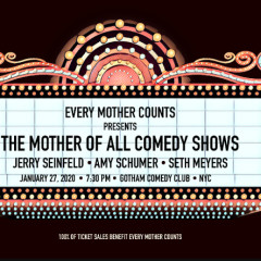 EMC Presents: The Mother of all Comedy Shows
