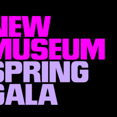 New Museum Spring Gala Honoring Alex and Ada Katz