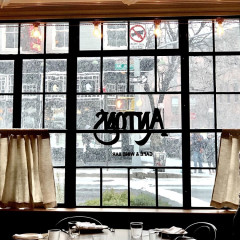 Anton's Is The Coziest Spot For Wine & Pasta In The West Village