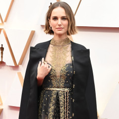 Natalie Portman's Oscars Outfit Is Making A MAJOR Statement About Women In Hollywood