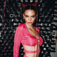 Alexander Wang Hosted A Secret Valentine's Day Rager With Kendall Jenner & Janet Jackson